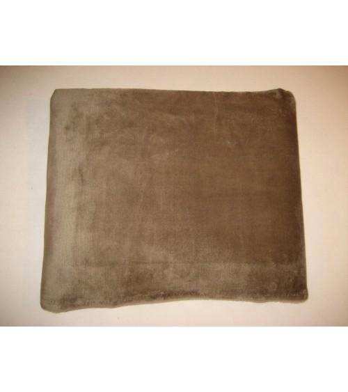 Breeze grey-brown bedcover