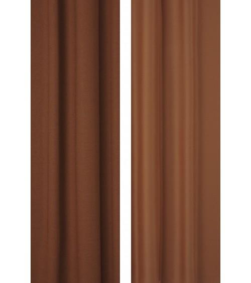 Romeó black out függöny 280 cm széles varrással
