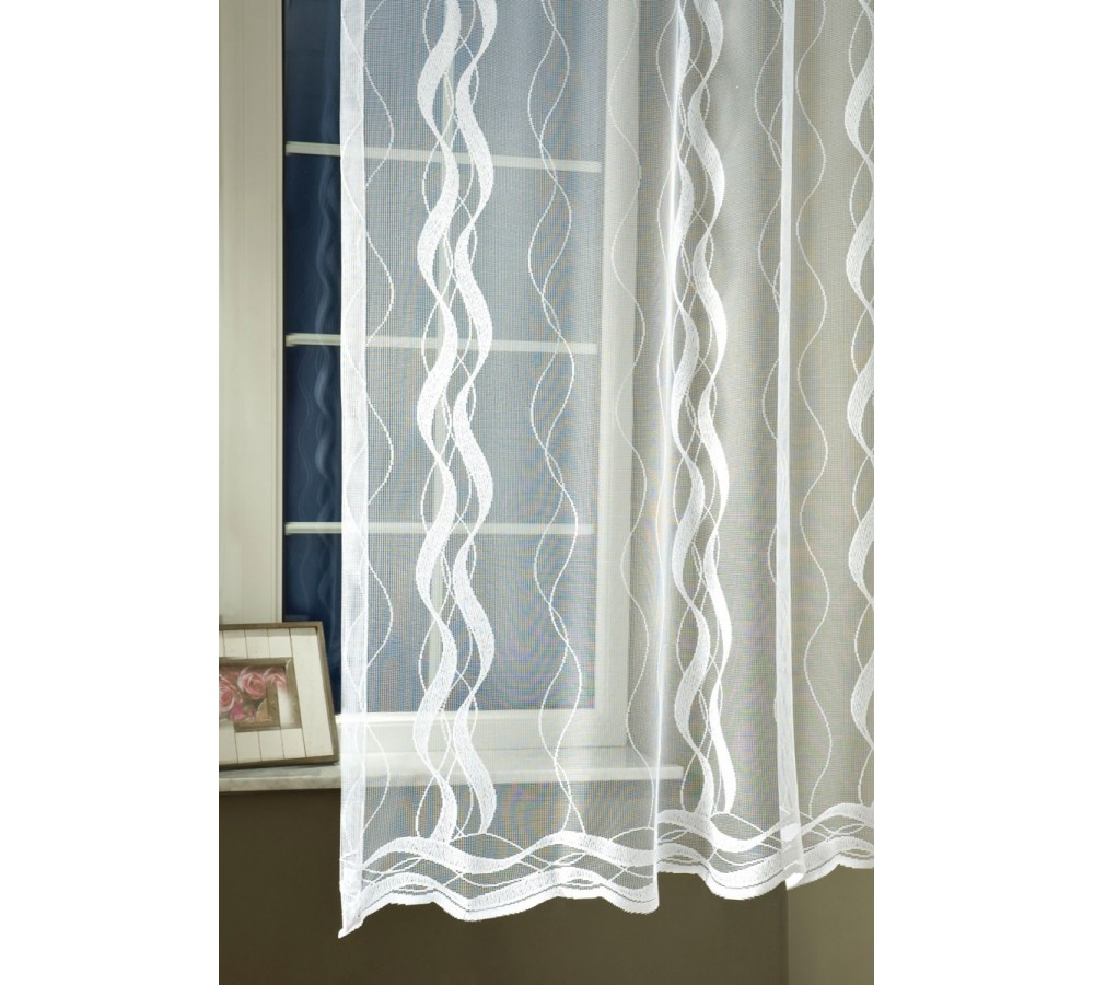 Jacquard 139882 curtain 200 cm high, made