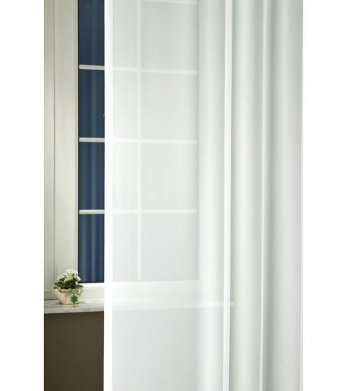 Csenge krepp voile függöny 300 cm magas varrással