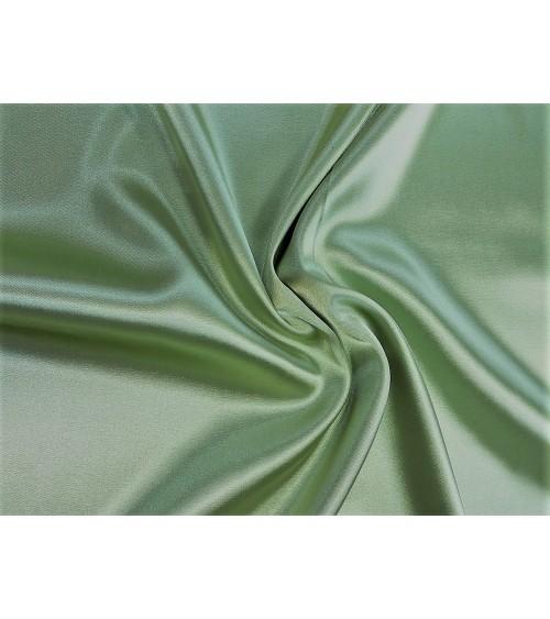 Pisztáciazöld sztrech szatén