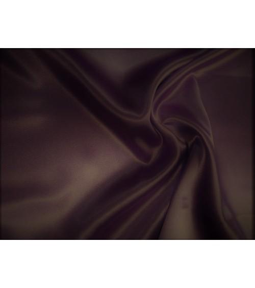 Dark purple strech satin