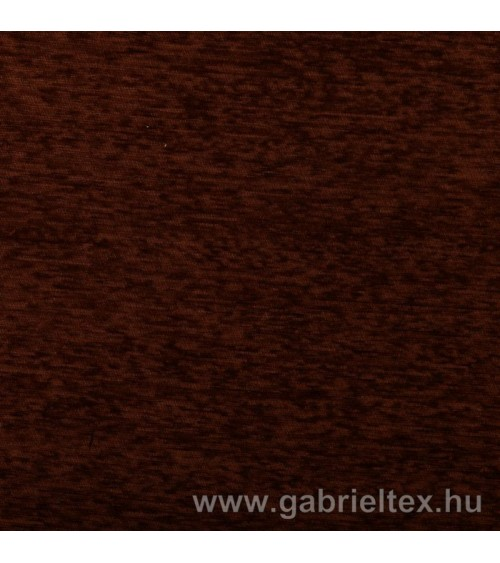 Moon middle brown uni chenille V40-12