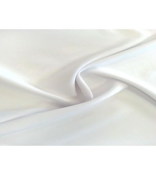 White panama fabric