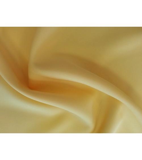 Yellow panama fabric