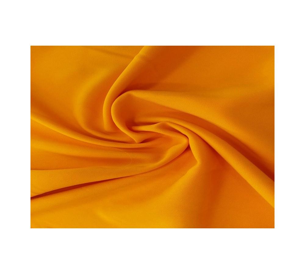 Orange panama fabric