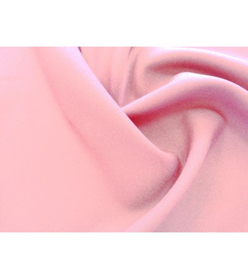 Pastel mallow panama farbic