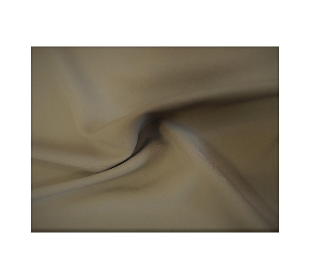 Black panama fabric