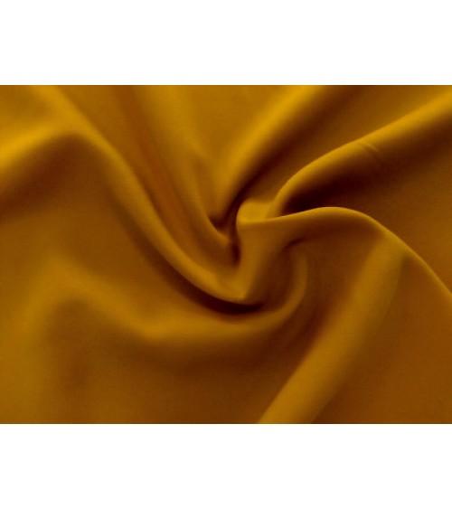 Okker yellow panama fabric