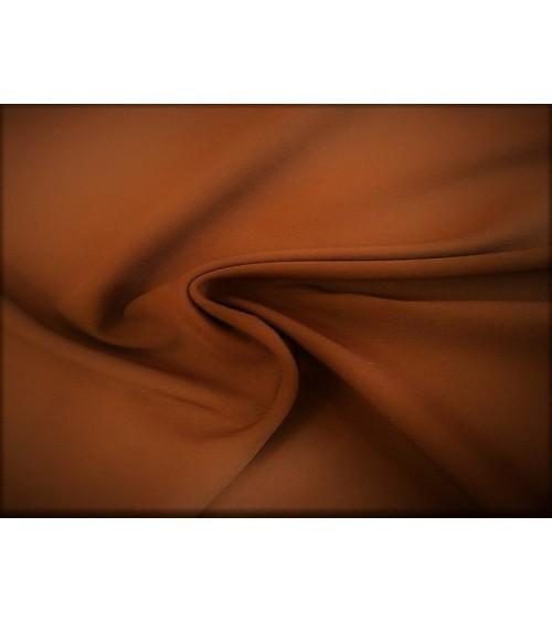 Őzbarna színű  Panama szövet