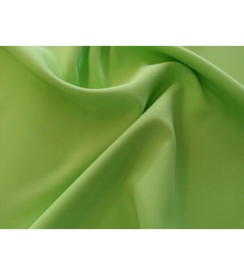 Kiwizöld színű  Panama szövet