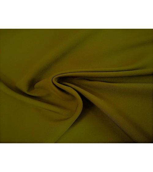 Middle kheki green panama fabric