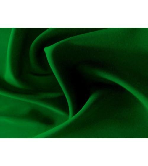 Fűzöld színű  Panama szövet