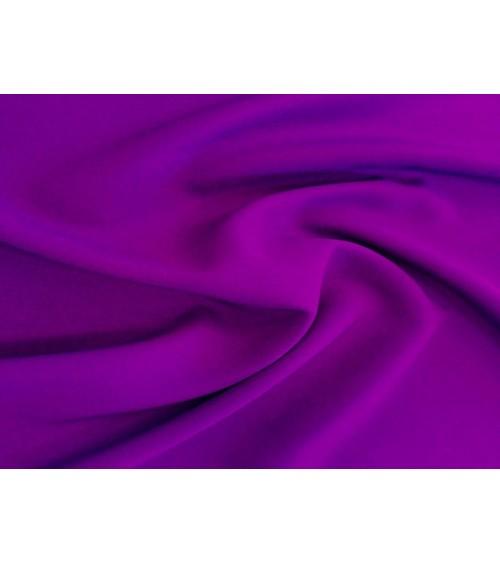 Püspöklila színű  Panama szövet