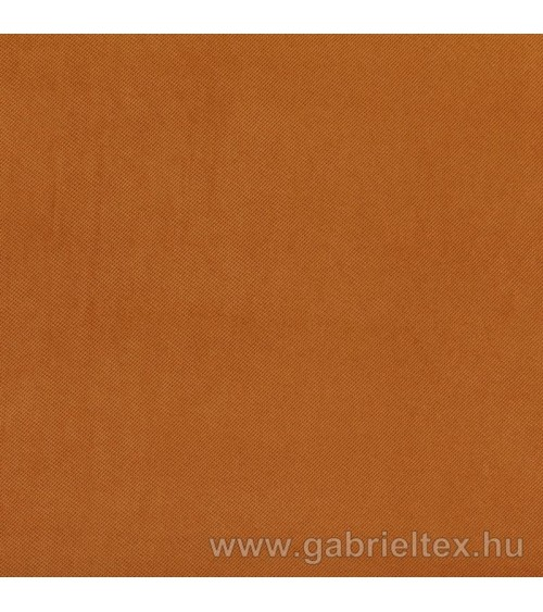 Gerda V17-4 plush rust colored furniture textile