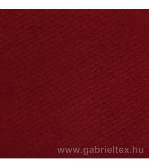Gerda V17-6 plush red colored furniture textile