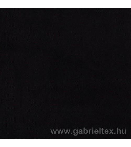 Gerda V17-8 plush black colored furniture textile