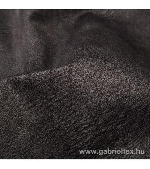 Mars anthracite plush furniture textile M8-95