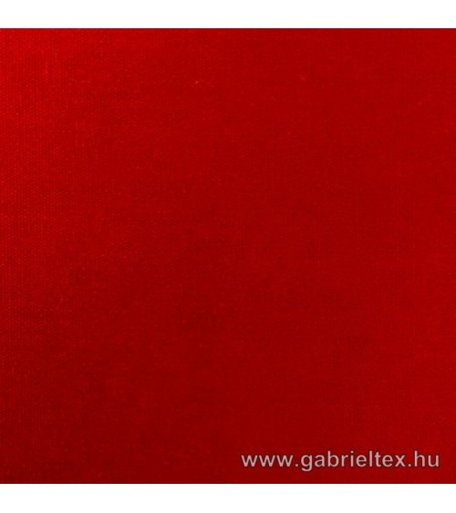 Kékes M9-8 red self colored outdoor furniture textile