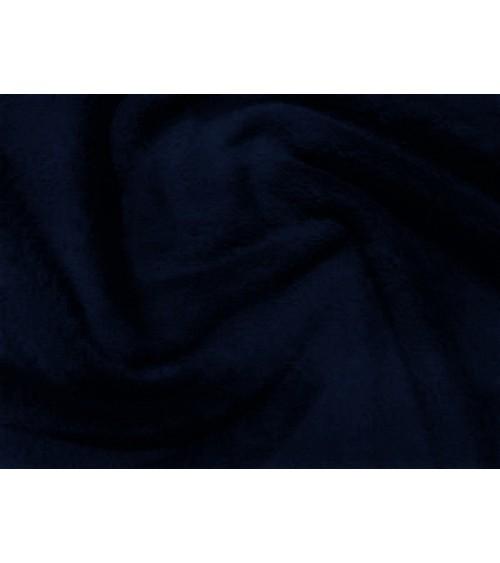 Fekete  színű  kétoldalas frottír anyag