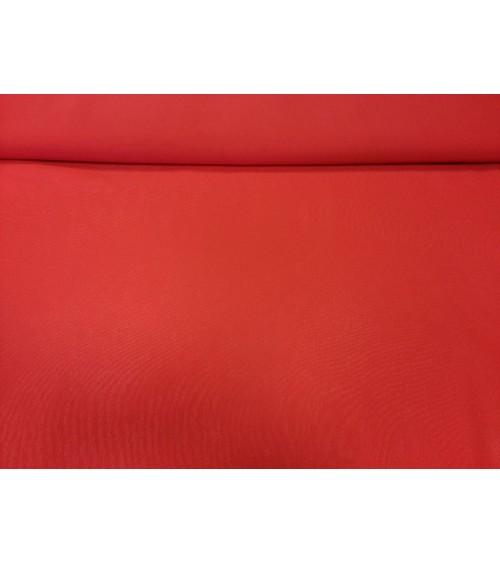 Piros muszlin anyag