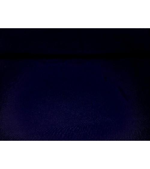 Sötétkék színű muszlin anyag