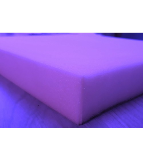 Full board foam rubber - soft