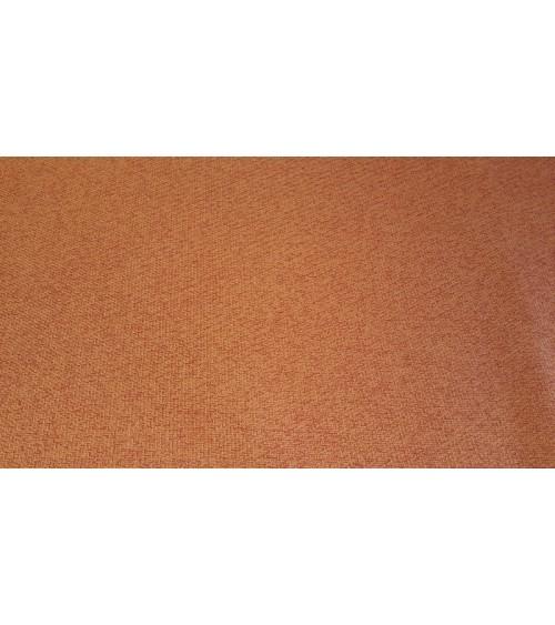 Orange linen furniture textile