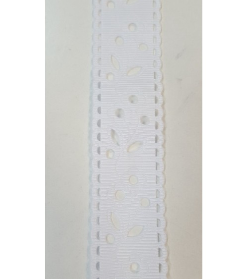 Decoration line white