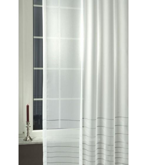 Lepke half-organza curtain 180 cm high