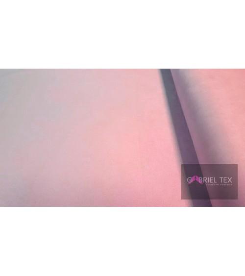 Pink deer skin textile