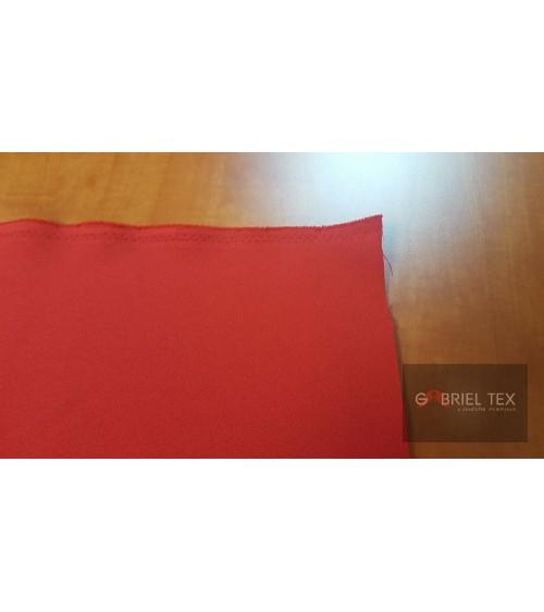 Műszálas ülőpárna piros