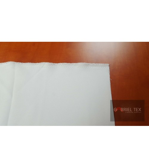 Polyester seat cushion white