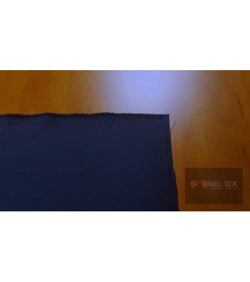 Polyester seat cushion dark blue