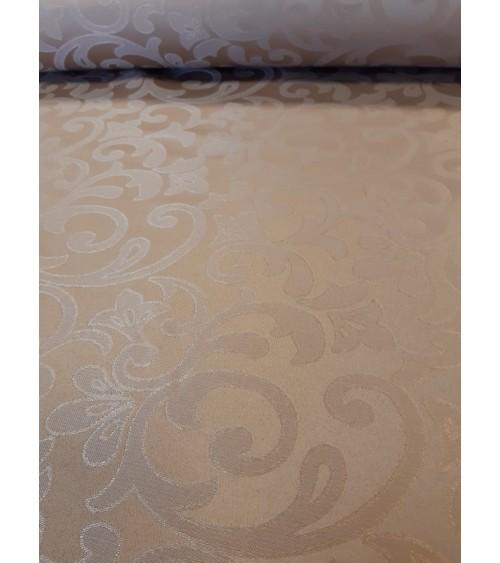 Fehér, teflonos, ovális terítő 240x140 cm