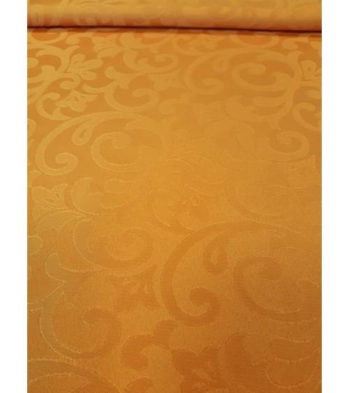 Fehér, teflonos, ovális terítő 300x140 cm