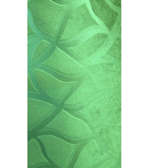Green plush