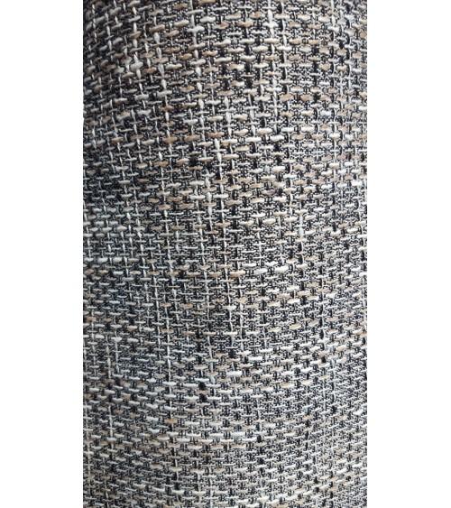 Beige figured linen furniture textile