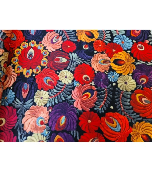 Barby figured textile