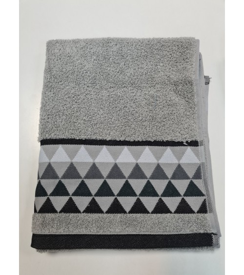 Light grey big towel