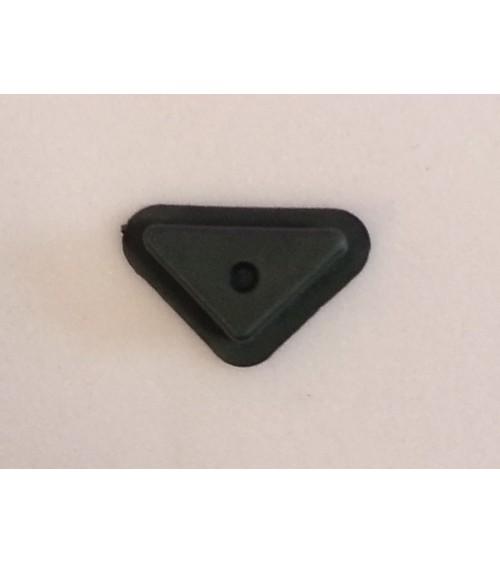 Háromszög alakú műanyag fotelláb