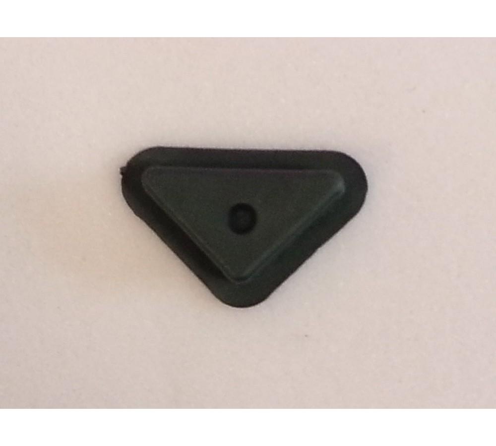 Háromszög alakú műanyag láb