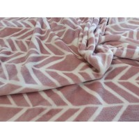 Two meter wide bedcover material