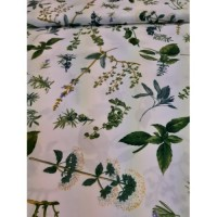 Water repellent table cloths