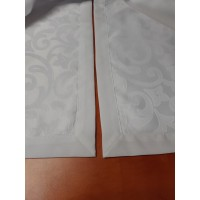 Sarokdíszes terítők 260 x 140 cm